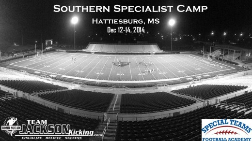 3rd Annual Southern Specialist Camp