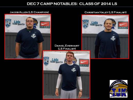 Dec 7 Camp 2014 LS