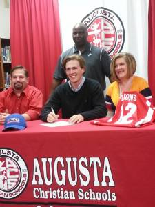 Matt Chiera signs with West GA