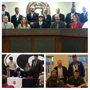 TJK Prospects Signing Day 2014