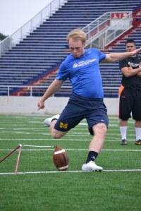 Stephen Brauchle - Univ of Louisiana Lafayette Kicker