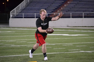 Stephen Brauchle - Univ of Louisiana Kicker/Punter