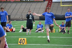 James Dugan - Univ of West GA Punter