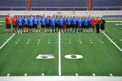 2014 TJK National College and Pro Camp