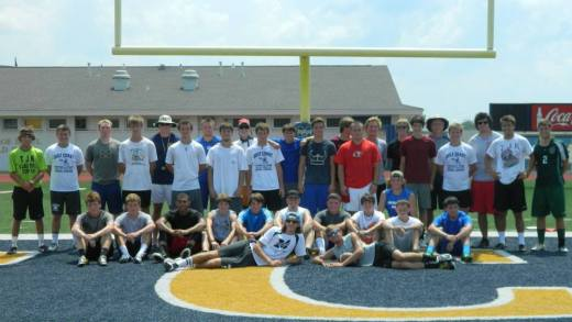 MGCCC Camp for Kickers, Punters and Snappers Grades 7-12