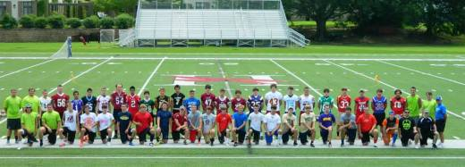 2013 saw over 40 Specialists from 7 different states compete and separate themselves in TJK Rankings.