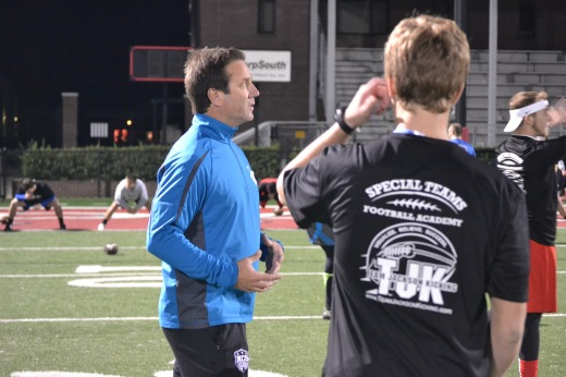 Coach Michael Husted | National Camp Series | Husted Kicking
