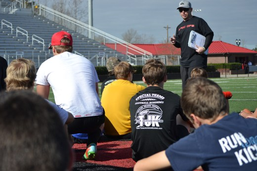Coach Jackson | Pro Kicker | Specialist Coach