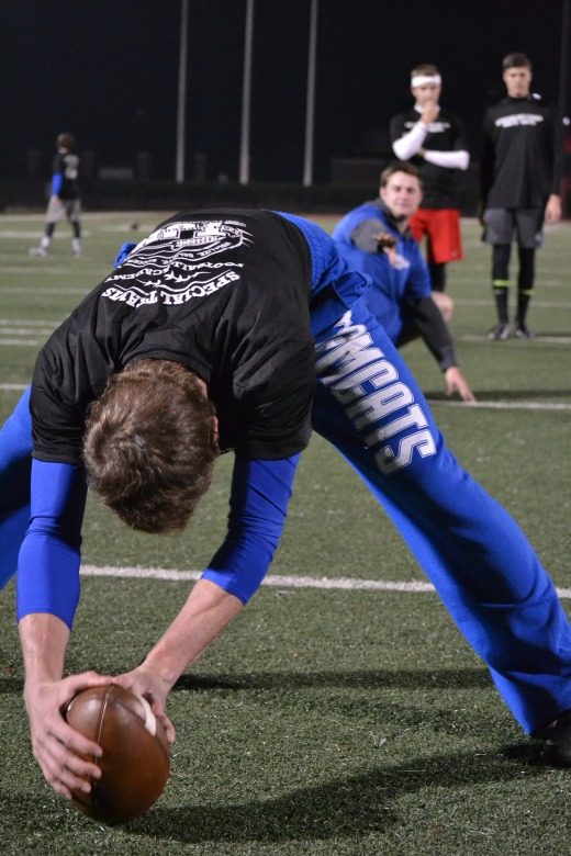 We have experienced Long Snapping Coaches on site. Encourage your LS to sign up!